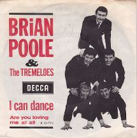 Cover Brian Poole And The Tremeloes - I Can Dance!
