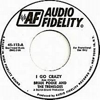 Cover Brian Poole And The Tremeloes - I Go Crazy