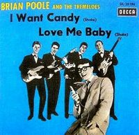 Cover Brian Poole And The Tremeloes - I Want Candy