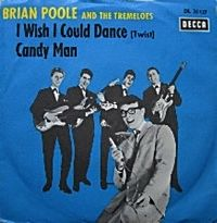 Cover Brian Poole And The Tremeloes - I Wish I Could Dance