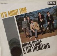 Cover Brian Poole And The Tremeloes - It's About Time