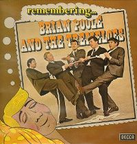 Cover Brian Poole And The Tremeloes - Remembering...
