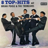 Cover Brian Poole And The Tremeloes - Speedy Gonzales / (Dance With The) Guitar Man / Sheila / Let's Dance