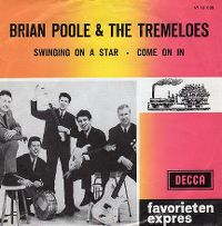 Cover Brian Poole And The Tremeloes - Swinging On A Star