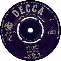 Cover Brian Poole And The Tremeloes - Three Bells