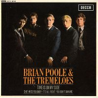 Cover Brian Poole And The Tremeloes - Time Is On My Side