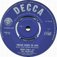 Cover Brian Poole And The Tremeloes - Twelve Steps To Love