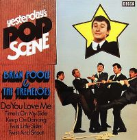 Cover Brian Poole And The Tremeloes - Yesterday's Pop Scene