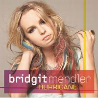 Cover Bridgit Mendler - Hurricane