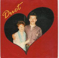 Cover Brigitte Kaandorp en Herman Finkers - Duet
