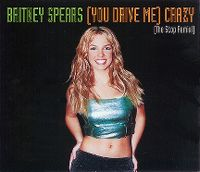 Cover Britney Spears - (You Drive Me) Crazy