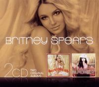 Cover Britney Spears - 2CD: Circus / Blackout