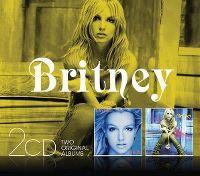Cover Britney Spears - 2CD: In The Zone / Britney