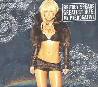Cover Britney Spears - Greatest Hits: My Prerogative