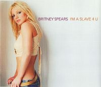 Cover Britney Spears - I'm A Slave 4 U