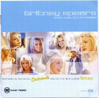 Cover Britney Spears - I'm Not A Girl, Not Yet A Woman