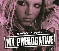 Cover Britney Spears - My Prerogative