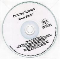 Cover Britney Spears - Work B**ch!