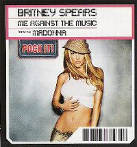 Cover Britney Spears feat. Madonna - Me Against The Music