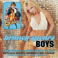 Cover Britney Spears feat. Pharrell Williams - Boys