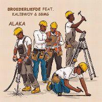Cover Broederliefde feat. Kalibwoy & SBMG - Alaka