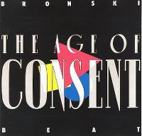Cover Bronski Beat - The Age Of Consent
