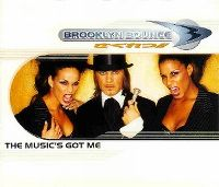 Cover Brooklyn Bounce - The Music's Got Me