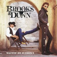 Cover Brooks & Dunn - Waitin' On Sundown