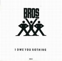 Cover Bros - I Owe You Nothing