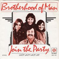 Cover Brotherhood Of Man - Join The Party