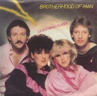 Cover Brotherhood Of Man - Lightning Flash