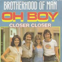 Cover Brotherhood Of Man - Oh Boy