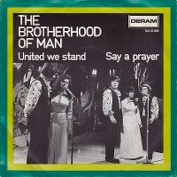Cover Brotherhood Of Man - United We Stand