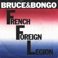 Cover Bruce & Bongo - French Foreign Legion