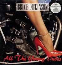 Cover Bruce Dickinson - All The Young Dudes
