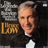 Cover Bruce Low - Die Legende von Babylon
