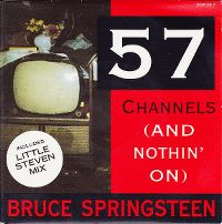 Cover Bruce Springsteen - 57 Channels (And Nothin' On)