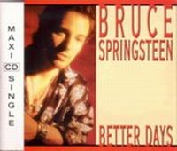 Cover Bruce Springsteen - Better Days