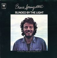 Cover Bruce Springsteen - Blinded By The Light