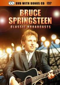 Cover Bruce Springsteen - Classic Broadcasts