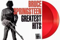 Cover Bruce Springsteen - Greatest Hits