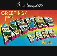 Cover Bruce Springsteen - Greetings From Asbury Park, N.J.