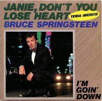 Cover Bruce Springsteen - Janey, Don't You Lose Heart