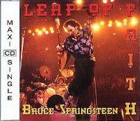 Cover Bruce Springsteen - Leap Of Faith