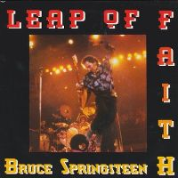 Cover Bruce Springsteen - Leap Of Faith