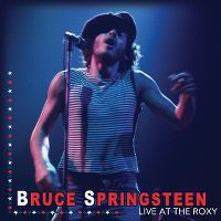 Cover Bruce Springsteen - Live At The Roxy