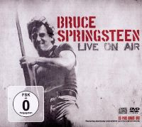 Cover Bruce Springsteen - Live On Air