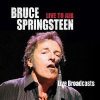 Cover Bruce Springsteen - Live To Air