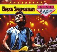 Cover Bruce Springsteen - Live USA