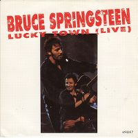 Cover Bruce Springsteen - Lucky Town (Live)